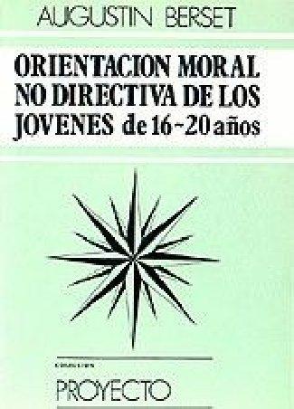 Orientación moral no directiva de los jóvenes de 16-20 años