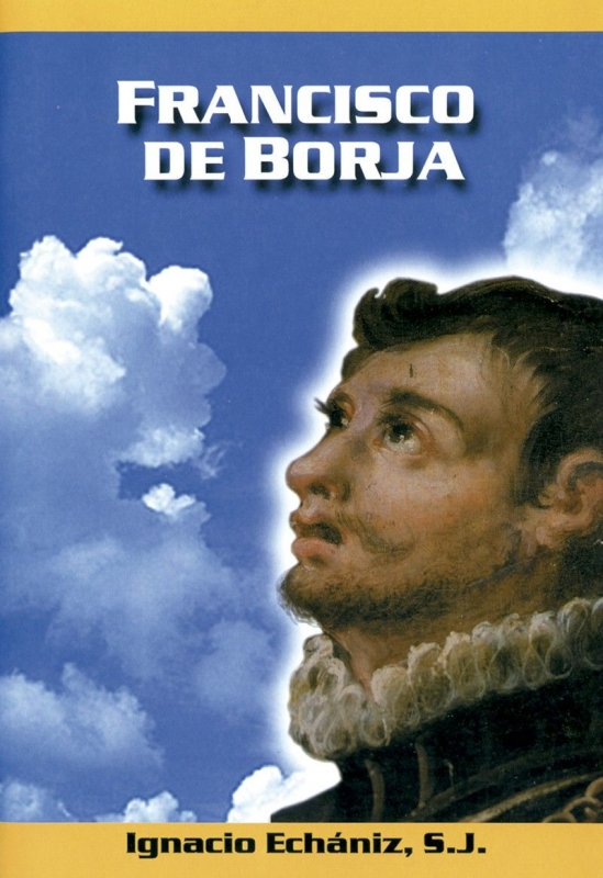 FRANCISCO DE BORJA (Folleto)