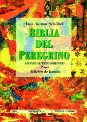 BIBLIA DEL PEREGRINO. Volumen I. Antiguo Testamento. Prosa. Edición de estudio