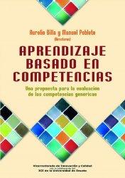 Aprendizaje basado en competencias. Una propuesta para la evaluación de las competencias genéricas