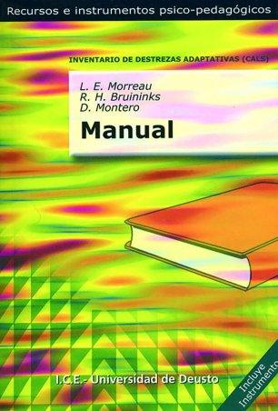 Manual. Inventario de destrezas adaptativas (CALS)