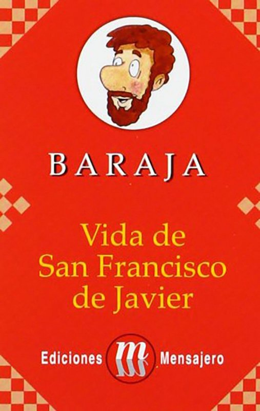 Baraja de la vida de San Francisco de Javier