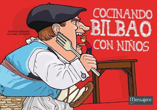 Cocinando Bilbao con niños
