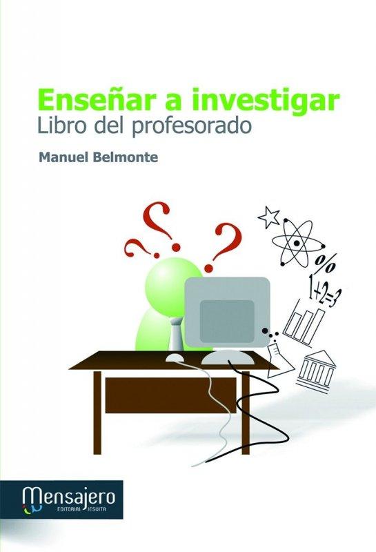 Enseñar a investigar - Libro del profesorado