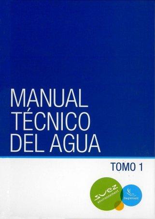 Manual técnico del agua - Degrémont (con caja)