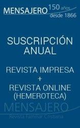 Revista Mensajero. Ejemplar IMPRESO + descarga ON-LINE