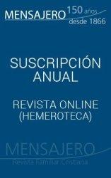 Revista Mensajero. Descarga ON-LINE (sin ejemplar impreso)