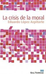 La crisis de la moral