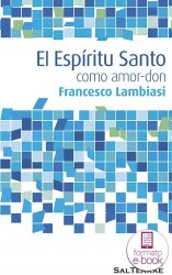 El Espíritu Santo como amor-don (Ebook)