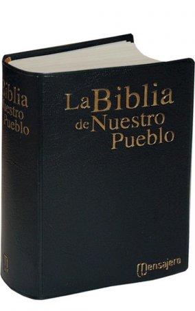 Mini Tapa vinilo - LA BIBLIA DE NUESTRO PUEBLO. América Latina