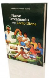 Nuevo Testamento popular, tapa dura con Lectio Divina - LA BIBLIA DE NUESTRO PUEBLO. América Latina