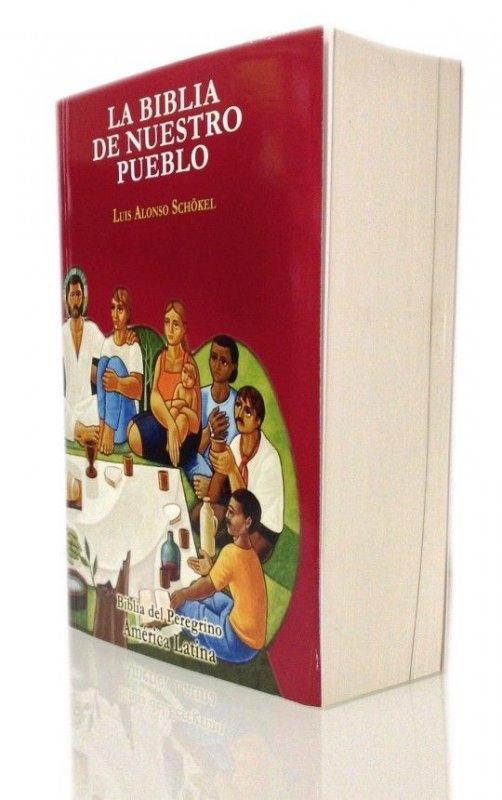 Popular rústica - LA BIBLIA DE NUESTRO PUEBLO. América Latina