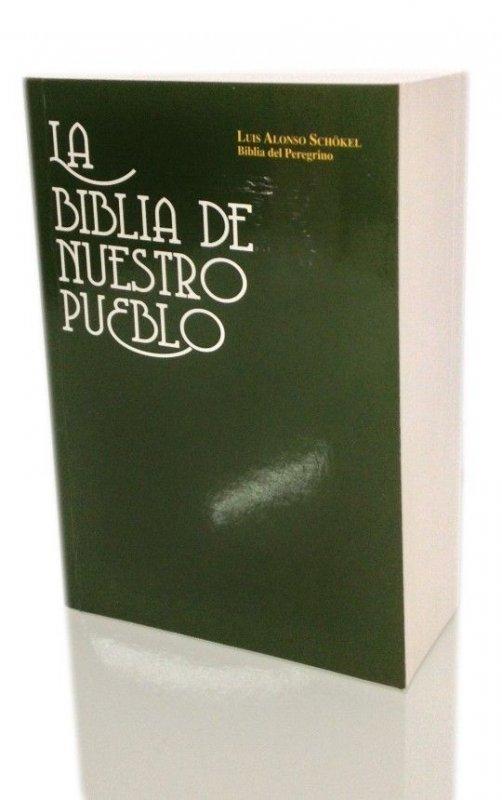 Bolsillo rústica - LA BIBLIA DE NUESTRO PUEBLO