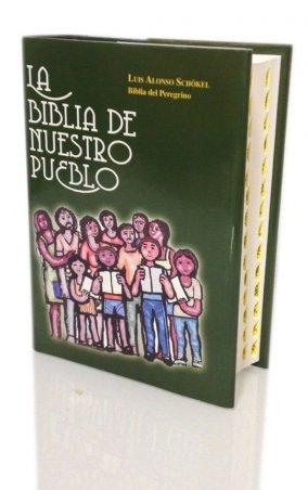 LA BIBLIA DE NUESTRO PUEBLO. Edición bolsillo cartoné