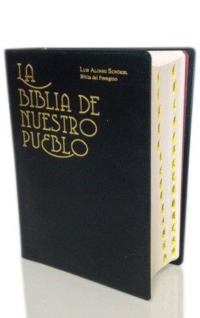 LA BIBLIA DE NUESTRO PUEBLO. Edición bolsillo vinilo