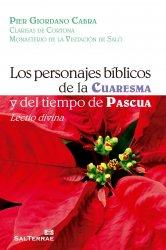 Los personajes bíblicos de la Cuaresma y del tiempo de Pascua