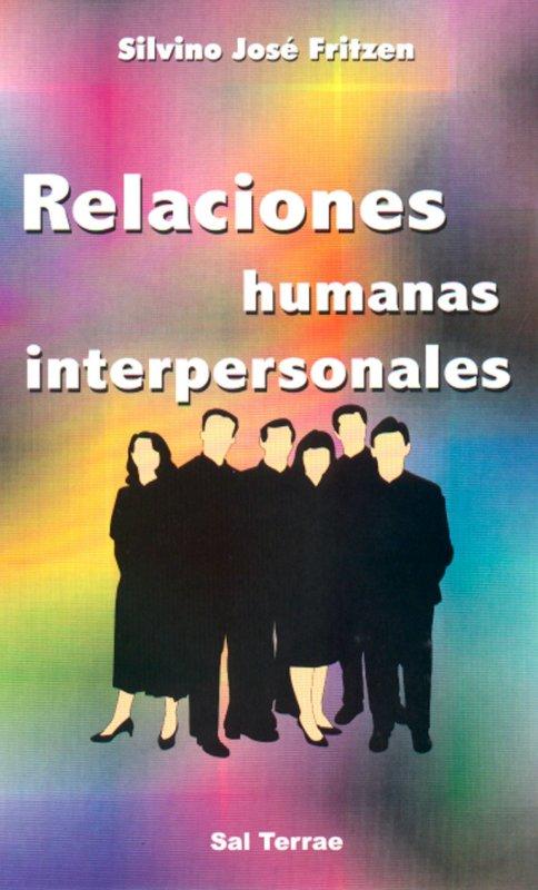 Relaciones humanas interpersonales