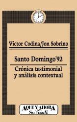 Santo Domingo'92. Crónica testimonial y análisis contextual