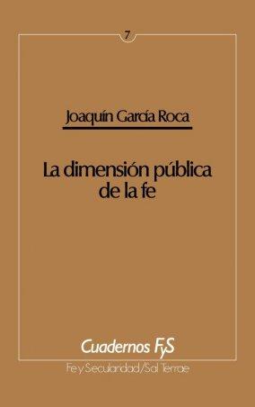 La dimensión pública de la fe