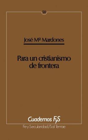 Para un cristianismo de frontera