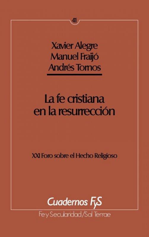 La fe cristiana en la resurrección