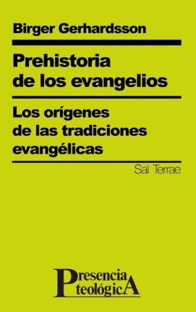 Prehistoria de los evangelios