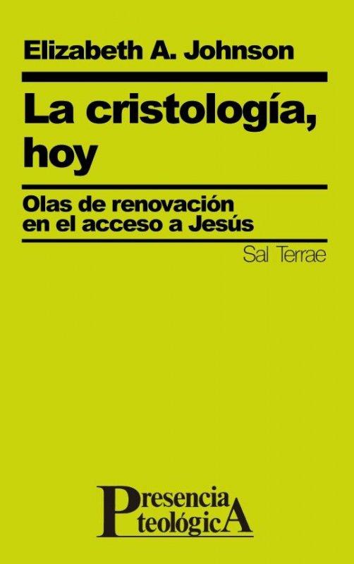 La cristología, hoy