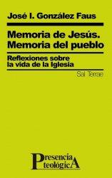 Memoria de Jesús. Memoria del pueblo