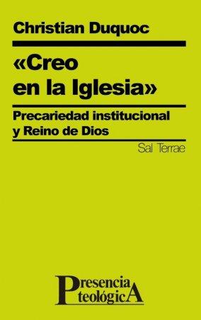 «Creo en la Iglesia»