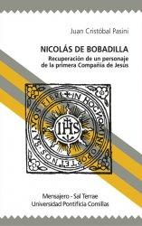 Nicolás de Bobadilla. Recuperación de un personaje de la primera Compañía de Jesús
