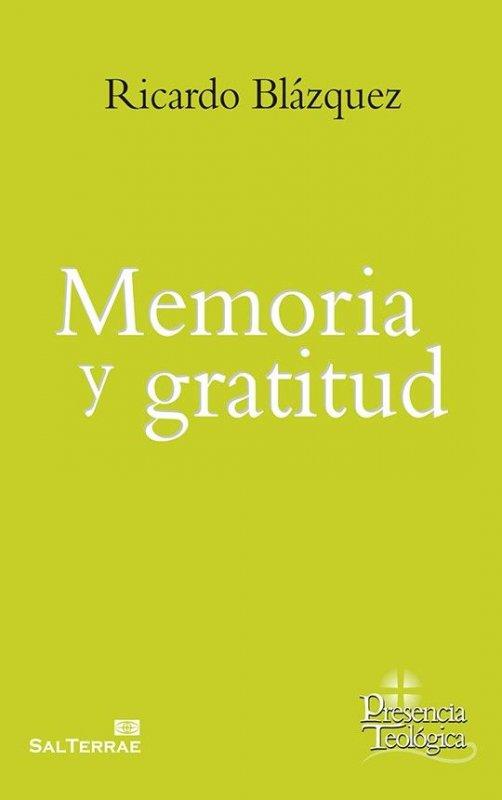 Resultado de imagen de Memoria y Gratitud