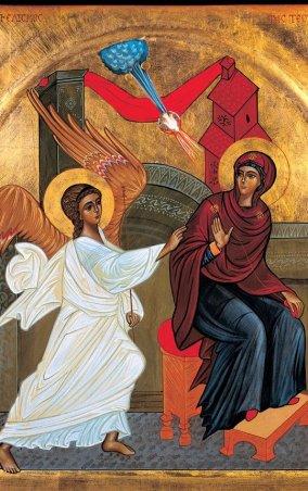 El rosario en iconos