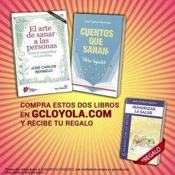 OFERTA. 2 Libros con salud + REGALO