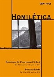 Revista Homilética. Ejemplar IMPRESO + descarga ON-LINE