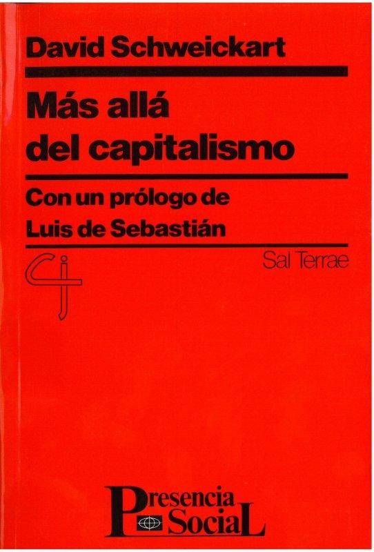 Más allá del capitalismo