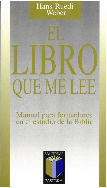 El libro que me lee