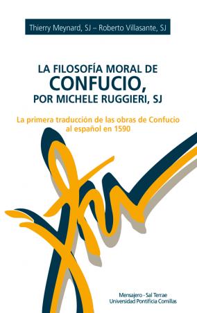 La filosofía moral de Confucio, por Michele Ruggieri, SJ