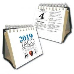 Taco Calendario del Corazón de Jesús 2019 (Peana)