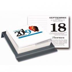 Taco Calendario del Corazón de Jesús 2018 (Mesa, con soporte)