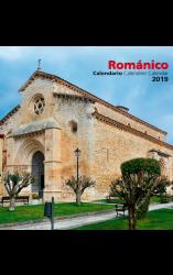 Románico. Calendario de pared 2019