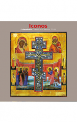 Iconos. Calendario de pared 2018