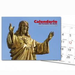 Sagrado Corazón de Jesús. Calendario 2018