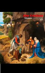 Año cristiano. Calendario de pared 2019