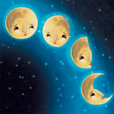 La luna de los deseos