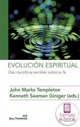 Evolución espiritual (Ebook)