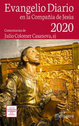 Evangelio diario 2020 en la Compañía de Jesús