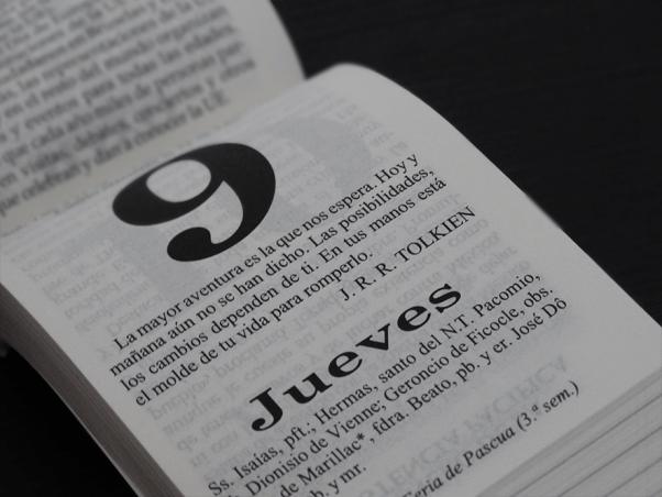 Taco calendario del Corazón de Jesús 2017 (clásico)