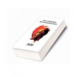 Taco Calendario S.C. 2020...