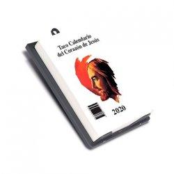 Taco Calendario del Corazón de Jesús 2020 (Pared)