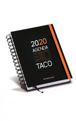 Agenda Taco 2020 (cinta naranja)